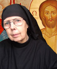 Sister Petra Clare